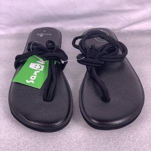 SANUK Yoga Mat Sunshine Sandals